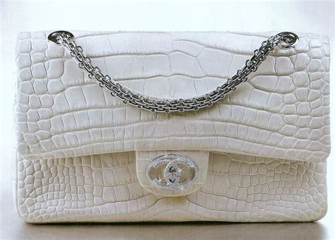 Tas Wanita Chanel Coco Alligator 01 top 10 most expensive handbags in the world louis vuitton