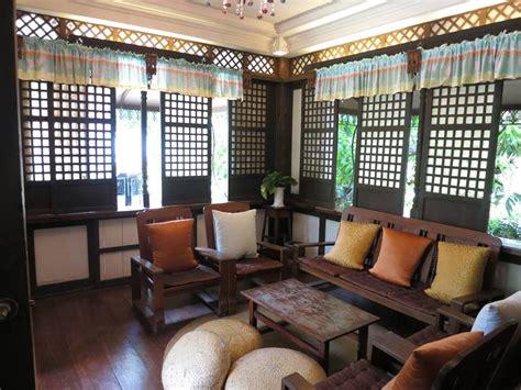 traditional philippine house filipino interior design