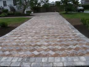 Patio Stone Driveway by Paver Patios Nj Paver Driveways Nj