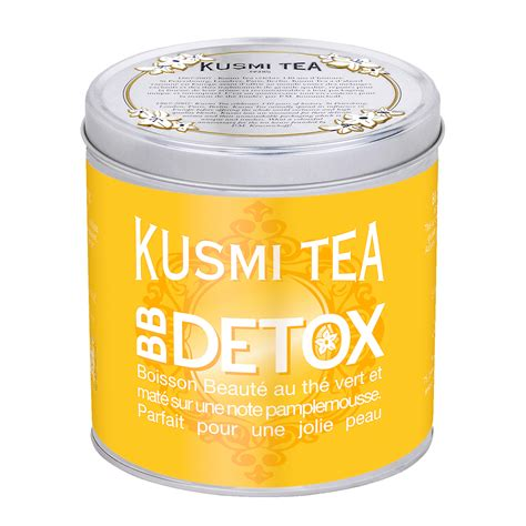 Kusmi Tea Detox Bb by Bb Detox Le Bb Th 233 De Kusmi Tea Les Filles Du Web