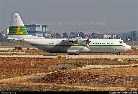 n402lc lynden air cargo lockheed l 100 hercules at tel aviv ben gurion photo id 50844