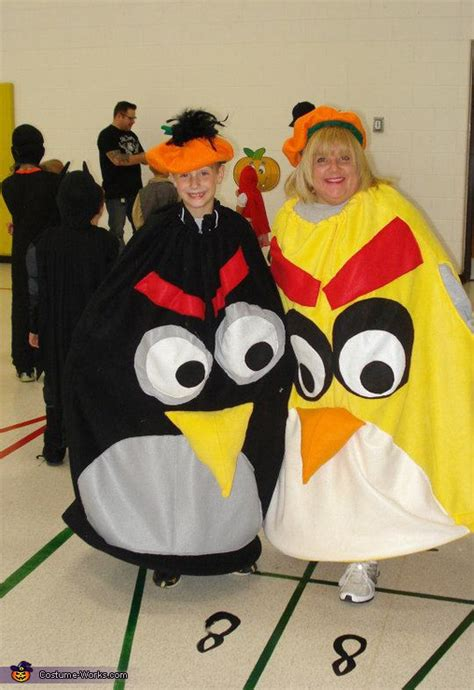 homemade angry birds costume ideas diy costumes