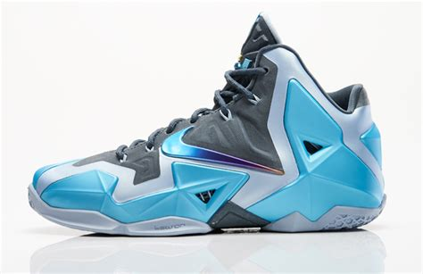 Light Blue 11 by Release Reminder Nike Lebron Xi 11 Armory Slate Gamma