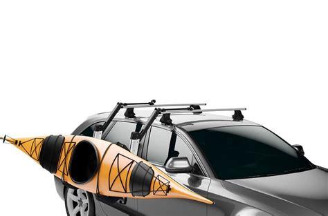 porte kayak voiture porte kayak et porte sup thule hullavator pro 898