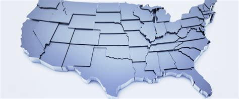 3d map of the united states best states for transgender rights