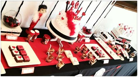 Betty Boop Decorations by Betty Boop Birthday Ideas Photo 1 Of 10 Catch