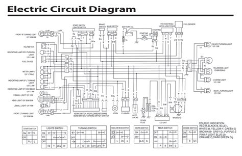 hensim gy6 wiring diagram hensim get free image about