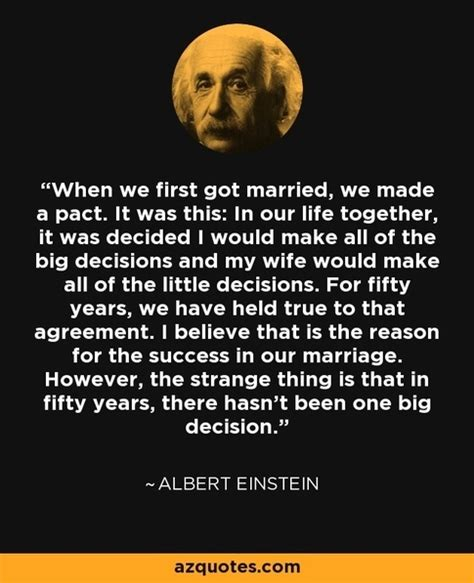 Wedding Quotes Einstein by Quotes Did Einstein Say This About His Marriage