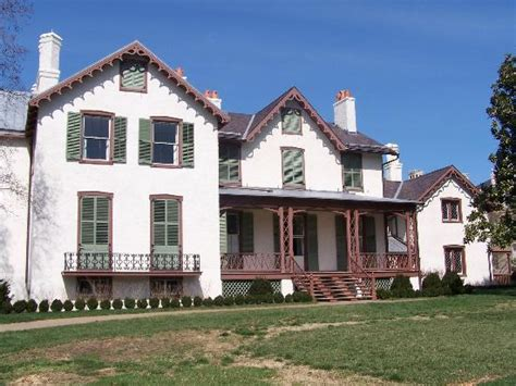 Lincoln Cottages by Back Porch Lincoln Cottage Picture Of President Lincoln S Cottage Washington Dc Tripadvisor