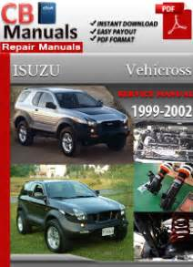service manual 2001 isuzu vehicross manual download 2001 isuzu vehicross free repair manual isuzu vehicross 1999 2002 service repair manual ebooks automotive