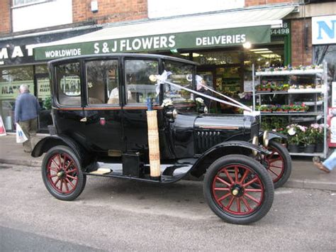 Wedding Car Models by Wedding Car Model T Ford Sold 1920 On Car And Classic
