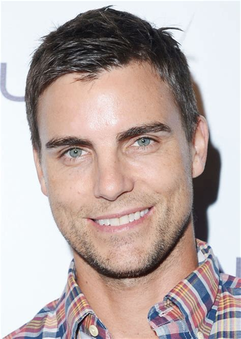 colin egglesfield new show colin egglesfield photos photos mbfw backstage at