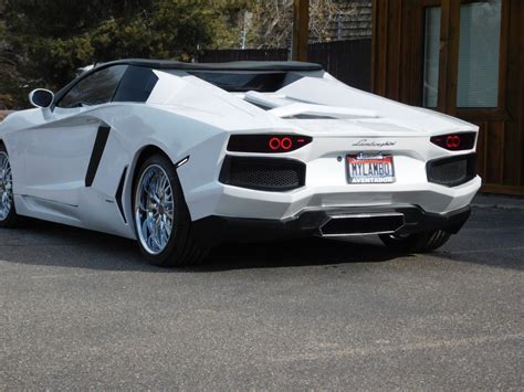 For Sale Lamborghini Aventador 2016 Lamborghini Aventador Replica For Sale