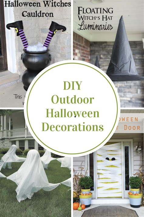 easy diy outdoor decorations diy outdoor decorations the idea room