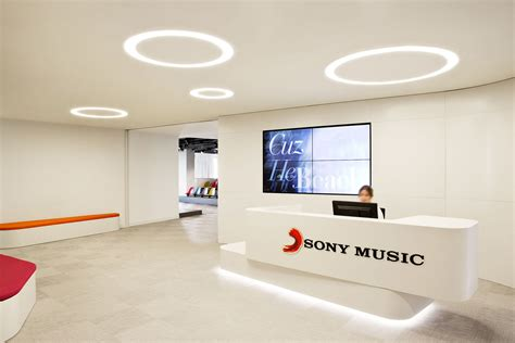 casa sony madrid sony madrid offices office snapshots