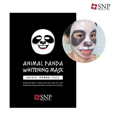 Masker Animal Snp ebay