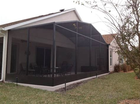 Aluminum Screen Room Kits by 25 Best Ideas About Screen Enclosures On