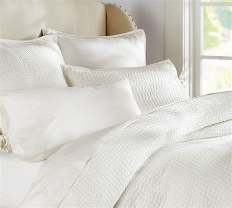 White Quilted Shams by Stitch Tutorial Applications And Patterns Stitch