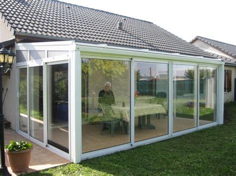 aluminium veranda v 233 randa aluminium pour une parfaite isolation maison press