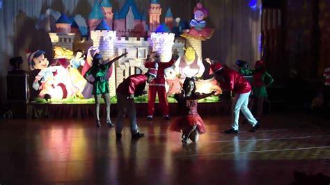christmas party dance presentation 2011 rayomar k line presentation