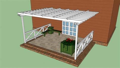 pergola design howtospecialist how to build step by pergola plans attached to house pergola gazebo ideas