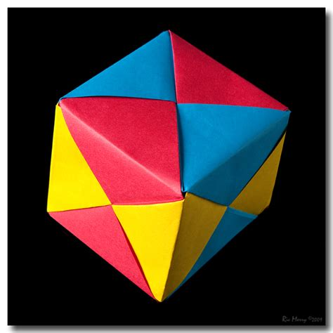 How To Fold An Origami Cube - how to fold an origami cube 28 images origami crane
