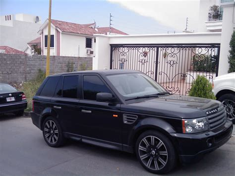 land rover range rover 2008 2008 land rover range rover sport pictures information
