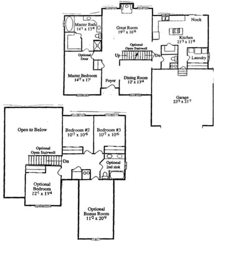 5 bedroom 2 story house plans 5 bedroom house plans two story everdayentropy