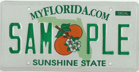 Florida Dmv Vanity Plates by License Plate Dmv Image Mag