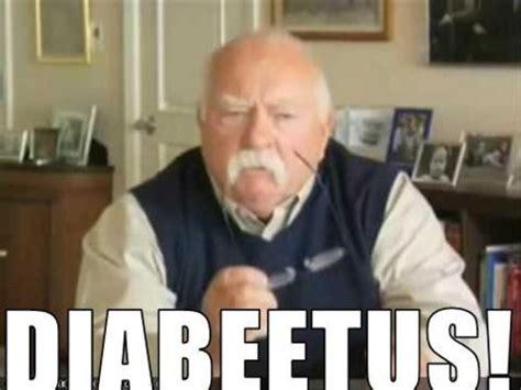 Diabetes Guy Meme - diabeetus test babycenter