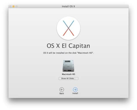 how to upgrade ruby os x how to upgrade to clean install os x el capitan guide