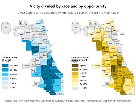 chicago map race the most important issue no one s talking about in the