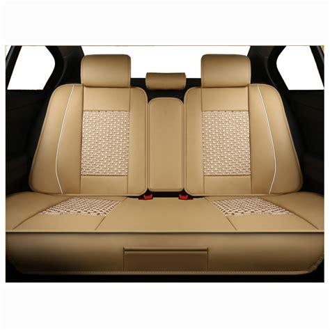 Auto Sitzbez Ge In Leder by Online Kaufen Gro 223 Handel Leder Sitzbez 252 Ge Subaru Forester