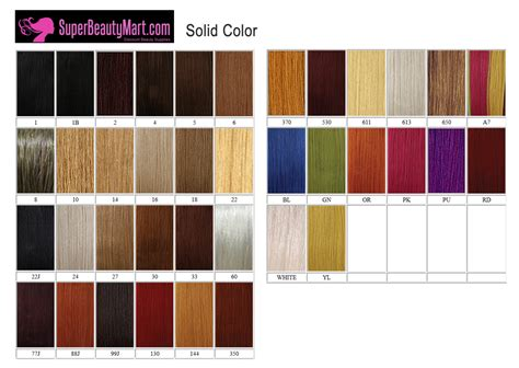 braiding hair color chart human hair braiding color chart weft hair extensions