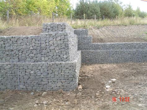 Gabion Retaining Wall Systems Garden Pinterest Garden Retaining Wall Systems