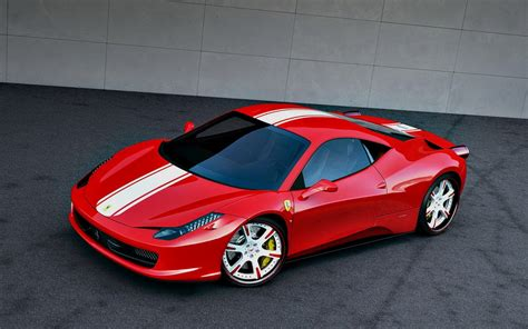 Ferrari 458 Car by World Otomotif Ferrari 458 Street Racing Cars