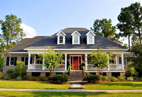 stylish house traditional charleston style house plans
