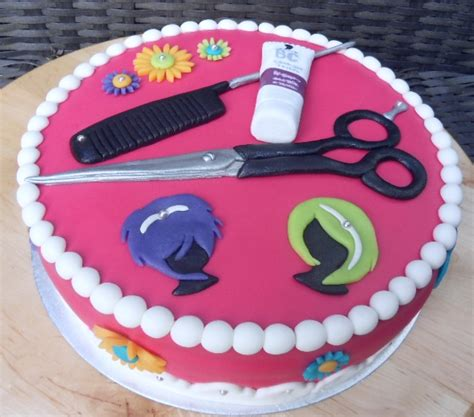 Hair Dresser Cake by Hairdresser Cake Another Great One For Baby