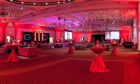 event design edu uga s president s club athens ga wm eventswm events