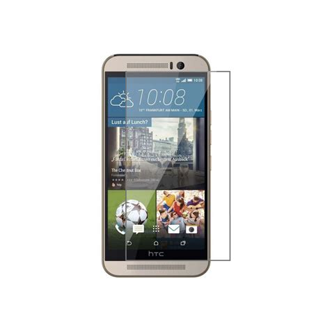 Tempered Glass Htc One E9 Ultra tempered glass ultra smart protection htc one m9 displayfolie premium emag