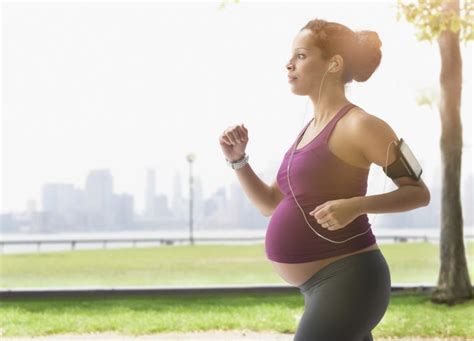 high intensity exercise cause miscarriage