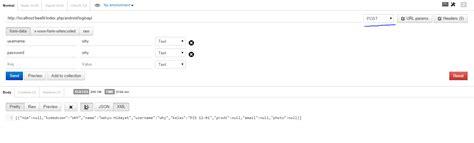 membuat api json login api dengan php codeigniter dan mysql