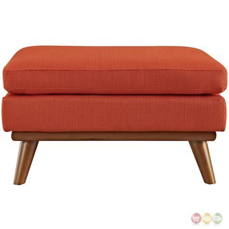 corner ottoman engage modern button tufted upholstered corner ottoman