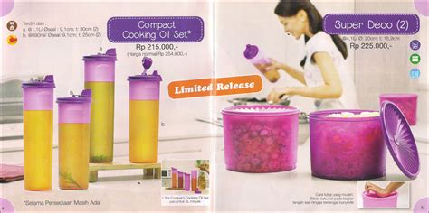 Tupperware Cooking compact cooking tupperware promo desember 2014