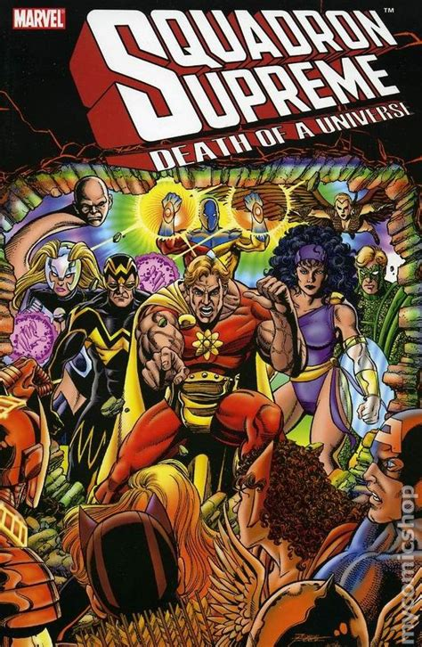 squadron supreme squadron supreme comic books issue 1