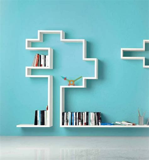 Creative Shelf Ideas by 50 Awesome Diy Wall Shelves For Your Home Ultimate Home