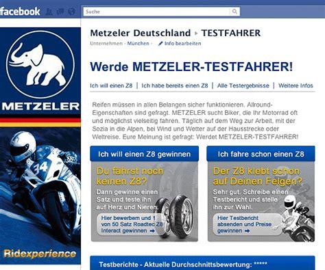 Motorrad Online Reifentest 2011 by Motorradreifen Metzeler Motorradreifen Roadtec Z8 Interact