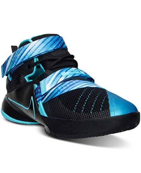 macy s basketball shoes nike boys lebron soldier 9 basketball sneakers from