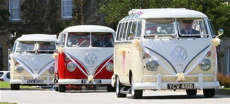 How are you getting to your wedding?   Camden Weddings