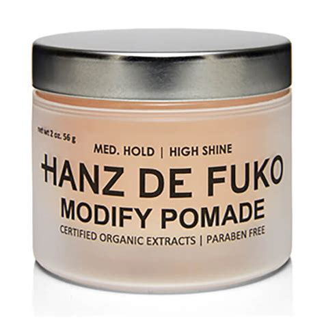 hanz de fuko modify pomade buy mankind